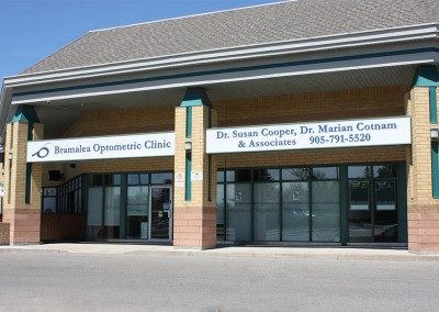 Bramalea Optometric Clinic Building