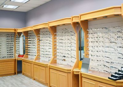 Bramalea Optometric Clinic Dispensary