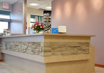 Bramalea Optometric Clinic Front Desk